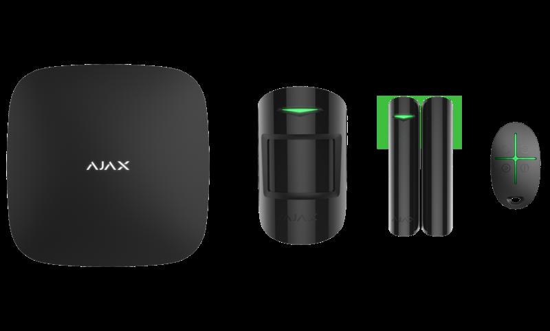 Представляем вашему вниманию самую титулованную систему безопасности в Европе AJAX.