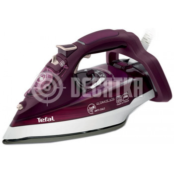 Утюг с паром Tefal Ultimate Anti-Calc (FV9657 E0)