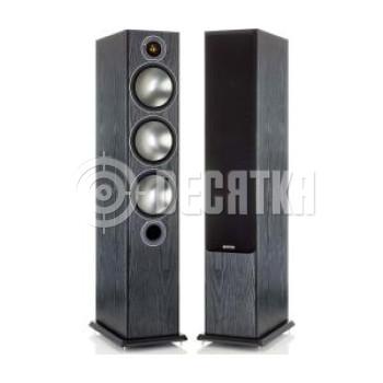 Фронтальные акустические колонки Monitor Audio Bronze 6 Black