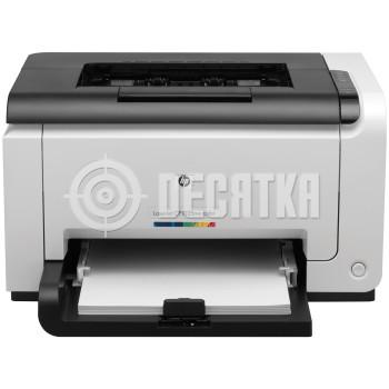 Принтер HP LaserJet Pro CP1025nw (CE918A)