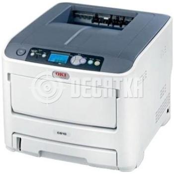 Принтер OKI C610dn (01268901)