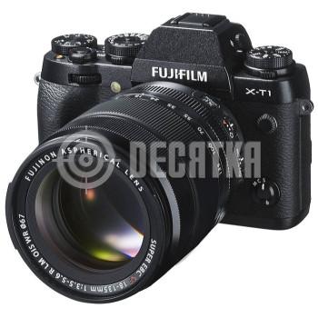 Компактный фотоаппарат со сменным объективом Fujifilm X-T1 kit (18-135mm)