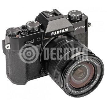 Компактный фотоаппарат со сменным объективом Fujifilm X-T10 kit (16-50mm) Black