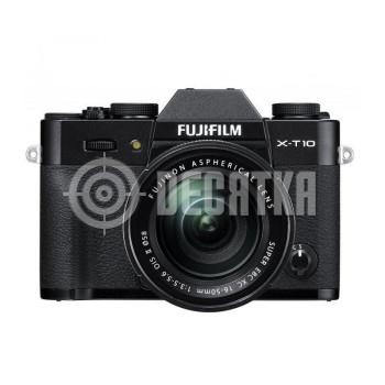 Компактный фотоаппарат со сменным объективом Fujifilm X-T10 kit (16-50mm + 50-230mm)