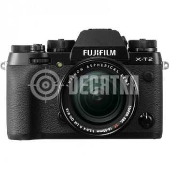 Компактный фотоаппарат со сменным объективом Fujifilm X-T2