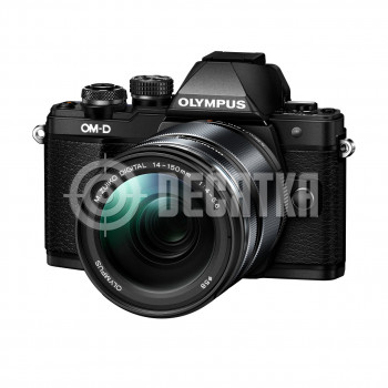 Компактный фотоаппарат со сменным объективом Olympus OM-D E-M10 Mark II kit (14-150mm)
