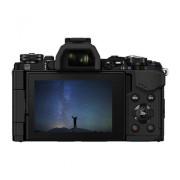 Компактний фотоапарат зі змінним об'єктивом Olympus OM-D E-M5 Mark II kit Black