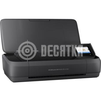 МФУ HP OfficeJet 252 Mobile (N4L16C)