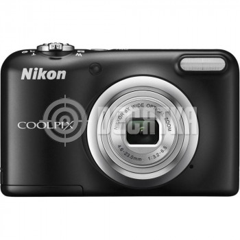 Компактный фотоаппарат Nikon Coolpix A10 Black