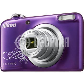 Компактный фотоаппарат Nikon Coolpix A10 Purple