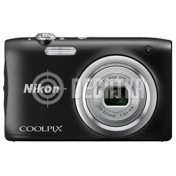 Компактный фотоаппарат Nikon Coolpix A100 Black
