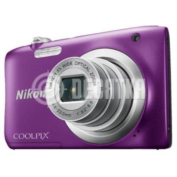 Компактный фотоаппарат Nikon Coolpix A100 Purple