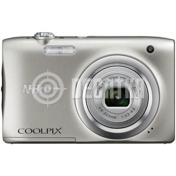 Компактный фотоаппарат Nikon Coolpix A100 Silver