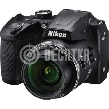 Компактный фотоаппарат Nikon Coolpix B500 Black