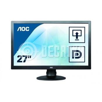 ЖК монитор AOC I2775PQU Black