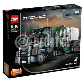 Пластиковый конструктор LEGO Technic Mack Anthem (42078)