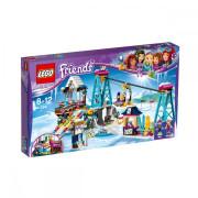 Пластиковый конструктор LEGO Friends Горнолыжный курорт: подъёмник