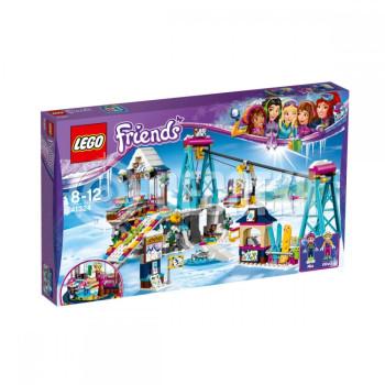 Пластиковый конструктор LEGO Friends Горнолыжный курорт: подъёмник (41324)