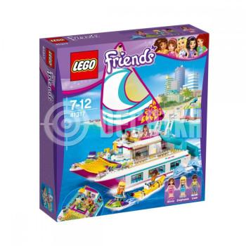 Пластиковый конструктор LEGO Friends Катамаран Саншай (41317)