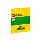Пластиковый конструктор LEGO Classic Зелёная базовая пластина 32х32