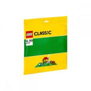 Пластиковий конструктор LEGO Classic Зелёная базовая пластина 32х32