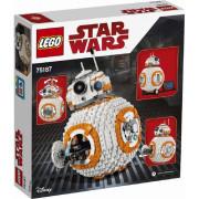 Пластмассовый конструктор LEGO Star Wars БиБи - 8