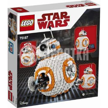 Пластмассовый конструктор LEGO Star Wars БиБи - 8 (75187)