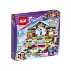 Пластиковый конструктор LEGO Friends Горнолыжный курорт: каток