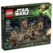 Пластмассовый конструктор LEGO Star Wars Деревня Эвоков