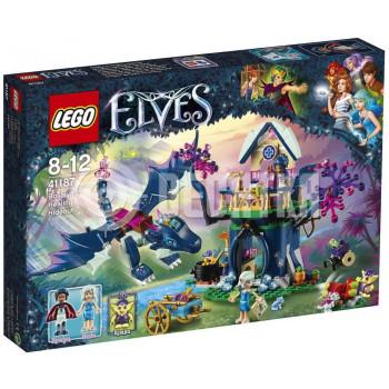 Пластиковый конструктор LEGO Elves Тайная лечебница Розалин (41187)