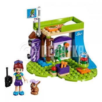 Пластиковый конструктор LEGO Friends Комната Мии (41327 )