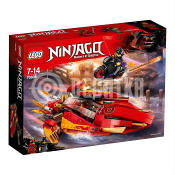 Пластиковый конструктор LEGO Ninjago Катана V11 (70638)