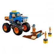 Пластиковый конструктор LEGO City Грузовик-монстр