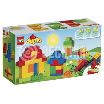 Пластиковый конструктор LEGO Duplo Веселые каникулы (10623)