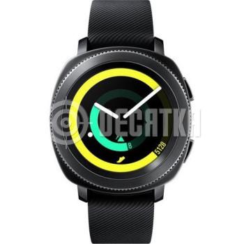 Смарт-часы Samsung Gear Sport SM-R600 Black (SM-R600NZKA)