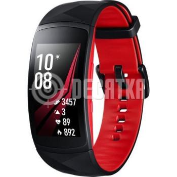 Смарт-часы Samsung Gear Fit2 Pro Large Red (SM-R365NZRA)