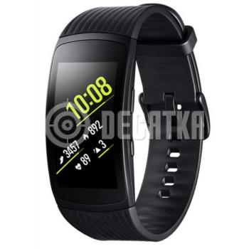 Смарт-часы Samsung Gear Fit2 Pro Large Black (SM-R365NZKA)