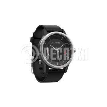 Смарт-часы Garmin Vivomove Sport, Black with Sport Band (010-01597-00)