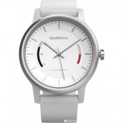 Смарт-часы Garmin Vivomove Sport, White with Sport Band