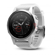 Спортивные часы Garmin fenix 5S White with Carrara White Band