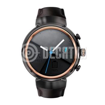 Смарт-часы ASUS ZenWatch 3 Gunmetal (WI503Q-GL-DB)