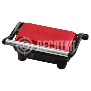 Электрогриль прижимной Sencor SBG 2052RD