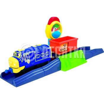 Детская железная дорога Tomy Брюстер на весовой станции LC54032