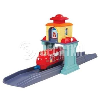 Детская железная дорога Tomy Железнодорожная станция (LC54030)