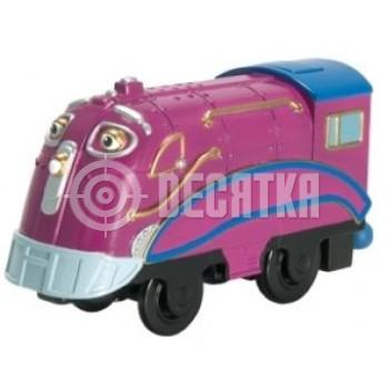 Детская железная дорога Tomy Chuggington Motorised Мак Аллизер (LC58020)