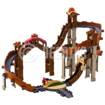 Детская железная дорога Tomy Набор Спасательные работы в горах Die-Cast (LC54571)