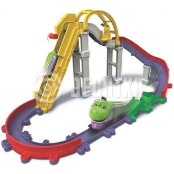 Детская железная дорога Tomy Коко на ремонтной станции (LC54240)