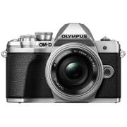 Беззеркальный фотоаппарат Olympus OM-D E-M10 Mark III kit silver