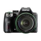 зеркальный фотоаппарат Pentax K-70 Kit Black