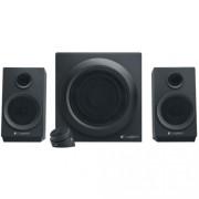 Мультимедийная акустика Logitech Z333 Black